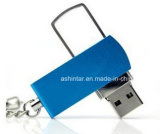 Customed USB-Speicher-Platte Thumbdrive Schwenker USB-Blitz-Laufwerk-Metall-USB-Stock