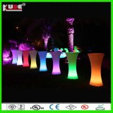 2014 Hot Sale LED et LED Bar bar Le Mobilier Table