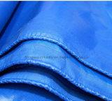 Encerado à prova de fogo do PVC da venda quente para a cortina lateral