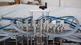 Las boquillas de ocho de la máquina llenado de botellas de Shampoo (GPF-800A)