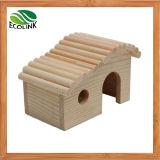 Nationl 색깔 Hedgehogs 감금소 햄스터 감금소 기니피그 감금소 토끼 굴 나무로 되는 장난감 집 전망대 장난감