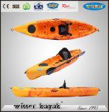 Venda quente de plástico básico barco de pesca Individual