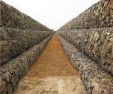 Casella galvanizzata esagonale di Gabion della rete metallica