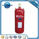Самая лучшая продавая система подавления пожара 40L FM200 (HCFC-227ea)