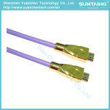 Высокоскоростной кабель HDMI Разъем - Разъем для компьютера/TV/HD