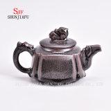 Retro e figura unica di bellezza di Teapot/E di ceramica
