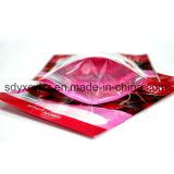 Il nuovo sacchetto di plastica di stile di Hotsale si leva in piedi in su il sacchetto con la chiusura lampo per alimento/frutta secca/tè