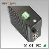 8 1 de la red de Ethernet de Fx interruptor industrial del acceso eléctrico y