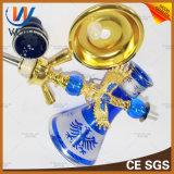 Waterpijp Waterpipe van Shisha van de Pijp van de Ambacht van het glas de Rokende