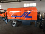 Heiße Verkaufs-Dieselmotor-kleine Betonpumpen 60m3/H