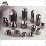 Dígitos binarios de botón del carburo del Lámina-Tungsteno del carburo del Inclinar-Tungsteno del carburo de tungsteno