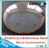 Miroir convexe concave de circulation bilatérale ronde flexible de mur