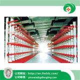 Het Rek van de Cantilever van het staal voor de Opslag van het Pakhuis met de Goedkeuring van Ce
