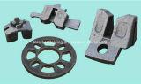 수평한 Ringlock 비계 부속품 및 대각선 쐐기(wedge) 자물쇠 또는 원장 헤드, 버팀대 헤드