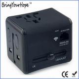 De Adapter van de Reis van WiFi met Dubbele Lader USB (xh-uc-009)