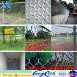 PVC 입히는 테니스 체인 연결 담 (XA-CL026)
