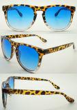 Óculos de sol de plástico de venda nova de moda quente (WSP504168)