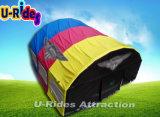 Tenda gonfiabile materiale impermeabile della tela incatramata del PVC