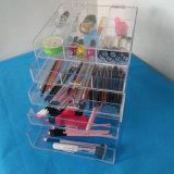 Hechos a mano maquillaje de almacenamiento del organizador Multifunción
