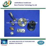 Cnc-Präzisions-maschinell bearbeitende Aluminiumersatzteile