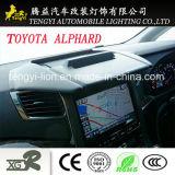 Placa de proteção solar para carro Auto Visão Navi Navegação GPS Navigator