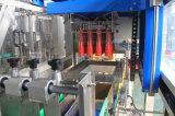 Полноавтоматическая коробка коробки разливает машину по бутылкам упаковки