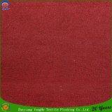 Tissu imperméable à l'eau à la maison de rideau en arrêt total de franc tissé par Flaocking d'enduit de textile