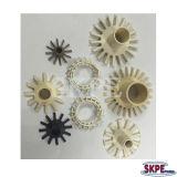 Kundenspezifische Präzisions-Plastikeinspritzung-formenmotor zerteilt Plastikteile
