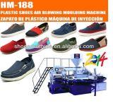 Automatische 1/2 Farbe Belüftung-Schuhe, die Maschine herstellen
