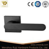 Traitement de porte en alliage de zinc de la qualité PVD de la Chine (Z6265-ZR02)