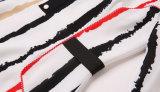 Robe ronde mince de mode de collier de tunique de marque d'OEM