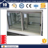 Profilé en aluminium Maison mobile Windows double façade vitrée bateau Windows