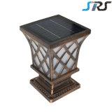 Indicatore luminoso materiale di alluminio economizzatore d'energia solare esterno della parete di buona qualità