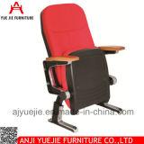 安い折る講堂の椅子の執筆タブレットYj1206m