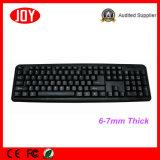 USB Wired Keyboard Djj2116 Russian Spanish Office Keyboard