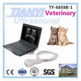 Plein Digitals scanner d'ultrason d'ordinateur portatif de Ty-6858b-1 avec logiciel humain/animal