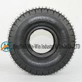 플래트홈을%s 압축 공기를 넣은 고무 바퀴는 나른다 바퀴 (3.50-4)를