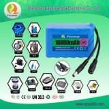 Batterie-Satz des Lithium-16800mAh