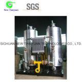 De de Volledige Automatische Werkende Filter van het Aardgas & Eenheid van de Dehydratie