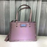 新式の方法スタッドOEM/ODMの製造業者が付いている中国Emg5154実質の革女性のハンドバッグの方法戦闘状況表示板のショルダー・バッグ