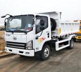 3-5 caminhão de descarga leve da tonelada FAW, caminhão de descarregador novo