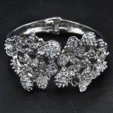 Form-Retro Legierungs-Schmucksache-Blumen-Armband