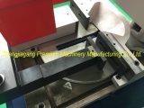 Kleines Rohr-Gefäß-halbautomatische Ausschnitt-Maschine Plm-Qg355nc
