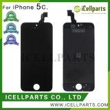 Schermo di tocco rinnovato originale dell'affissione a cristalli liquidi del telefono mobile di alta qualità per il iPhone 5c, AAA