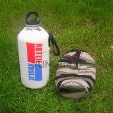 De douane Geïsoleerdet Koelere Zak van de Fles van het Water van de Sport van het Neopreen met Klem (BC0019)