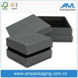Fornecedor pequeno da caixa da colar de Dongguan Humen do cubo do OEM do logotipo da venda por atacado brandnew barato