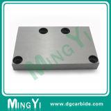 穴が付いているブロックを見つける新製品型の部品のカスタムタブレット