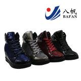 2017 новый PU цвета вскользь ботинок 4 женщин способа для женщин или Ladybf1701146