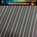 ヤーンによって染められる縞ポリエステル袖のライニングによって編まれる織布(S17.37)