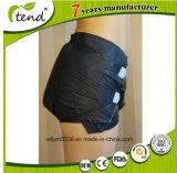 Coffre-fort non tissé de tissu dans la bande de face adulte de la couche-culotte pp